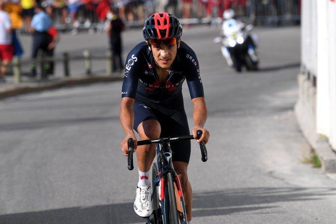 Richard Carapaz se queda con el puesto 11 de la etapa 17 del Tour de Francia