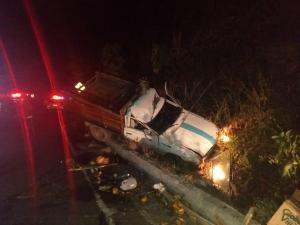 Una bebé muere tras accidente de tránsito en la vía Santa Ana-Olmedo