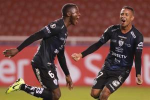 Independiente del Valle golea 5-0 a Flamengo y lidera el Grupo A