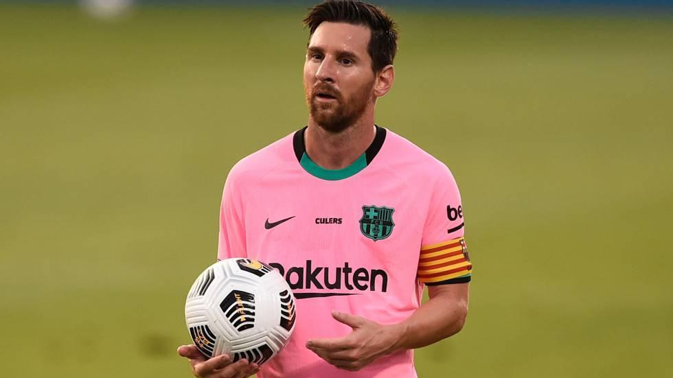 Messi, convocado con Argentina para los partidos ante Ecuador y Bolivia
