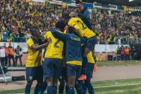 La Selección de Ecuador se ubica en el puesto 64 en el ranking FIFA