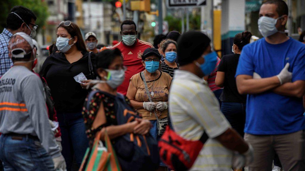 Ecuador reporta 125.620 positivos y 7.288 fallecidos por la covid-19