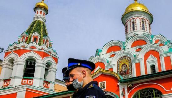 Los contagios por coronavirus repuntan en Rusia, el cuarto país con más casos