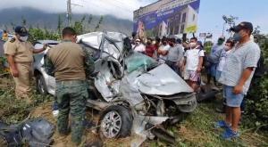 Un fallecido en un accidente de tránsito en la ''Y'' de Montecristi