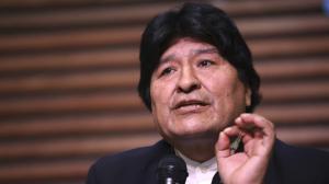 Evo Morales promete vacunas gratis contra el coronavirus si su candidato gana elecciones