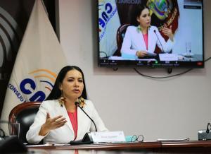 El CNE no descarta una 'descalificación definitiva' del binomio presidencial del Correísmo