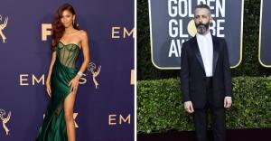Zendaya y Jeremy Strong, mejor actriz y actor de drama en los Emmy