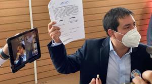 Inician proceso para inscribir la candidatura de Correa a la Vicepresidencia