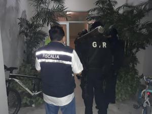 Siete detenidos por presunta delincuencia organizada con fines para narcotráfico