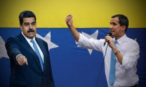 Equipos de Maduro y Guaidó chocan sobre quién es el líder de Venezuela