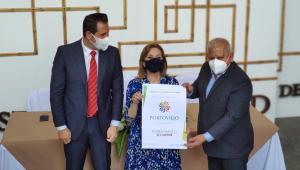 """Portoviejo recibió la declaratoria de """"Pueblo Mágico"""" del Ecuador y el sello Safe Travel"""