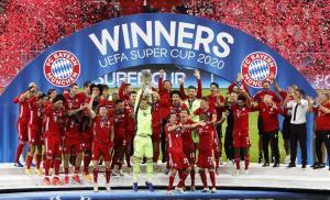 Bayern Múnich ganó la Supercopa de Europa 2020