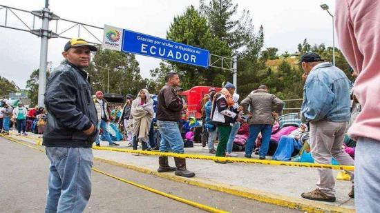 Ecuador propone luchar contra trata de personas en reunión sobre venezolanos