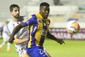 Copa Libertadores: Delfín cae 1-2 en casa ante Santos y queda al borde de la eliminación