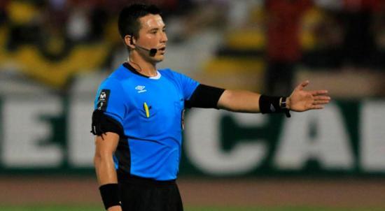 Árbitros de siete países dirigirán los partidos en las primeras fechas de eliminatorias sudamericanas