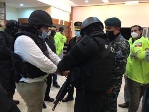Dictan prisión preventiva para Jacobo Bucaram, vinculado al proceso por presunta delincuencia organizada