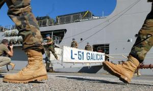 Cierran base aeronaval en Florida por amenaza de bomba