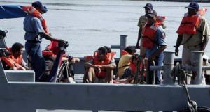 Detienen a 21 personas al tratar de llegar ilegalmente a Puerto Rico