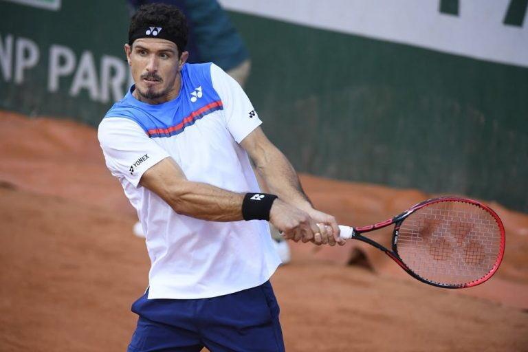 Andrés Gómez recomienda a su hijo Emilio arriesgar y buscar el Grand Slam