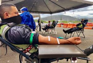 Hoy cuatro hospitales de Portoviejo se unen a campaña para donar sangre