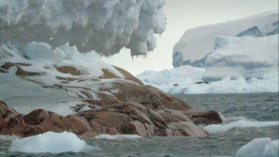 Dos de los grandes glaciares de la Antártida se debilitan con gran rapidez