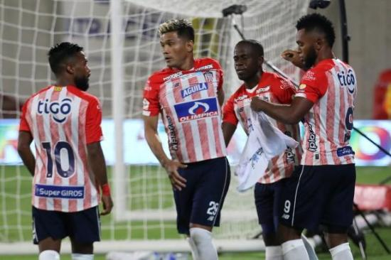 Junior de Barranquilla, rival de Barcelona SC, anuncia dos casos positivos de Covid-19