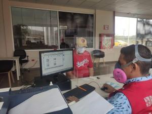 La matriculación de vehículos en Portovial continúa suspendida
