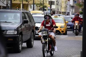 COE cantonal  deja sin efecto la circulación vehicular por número de placa