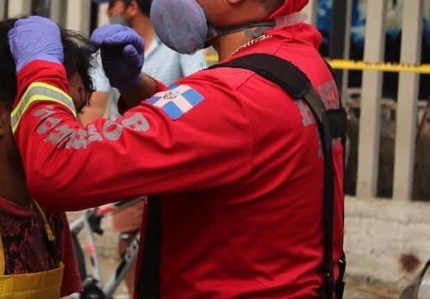 Manta: Obreros resultan heridos en accidente