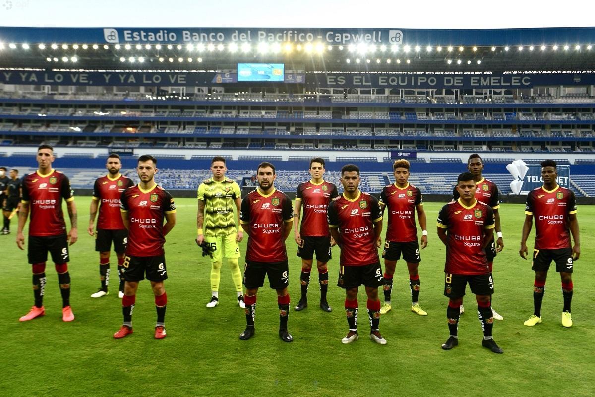 El Deportivo Cuenca es suspendido por deudas y no disputará la fecha 15 |  Diario La Marea