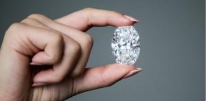 Subastan un diamante ''perfecto'' de 102 quilates por 13,4 millones de dólares