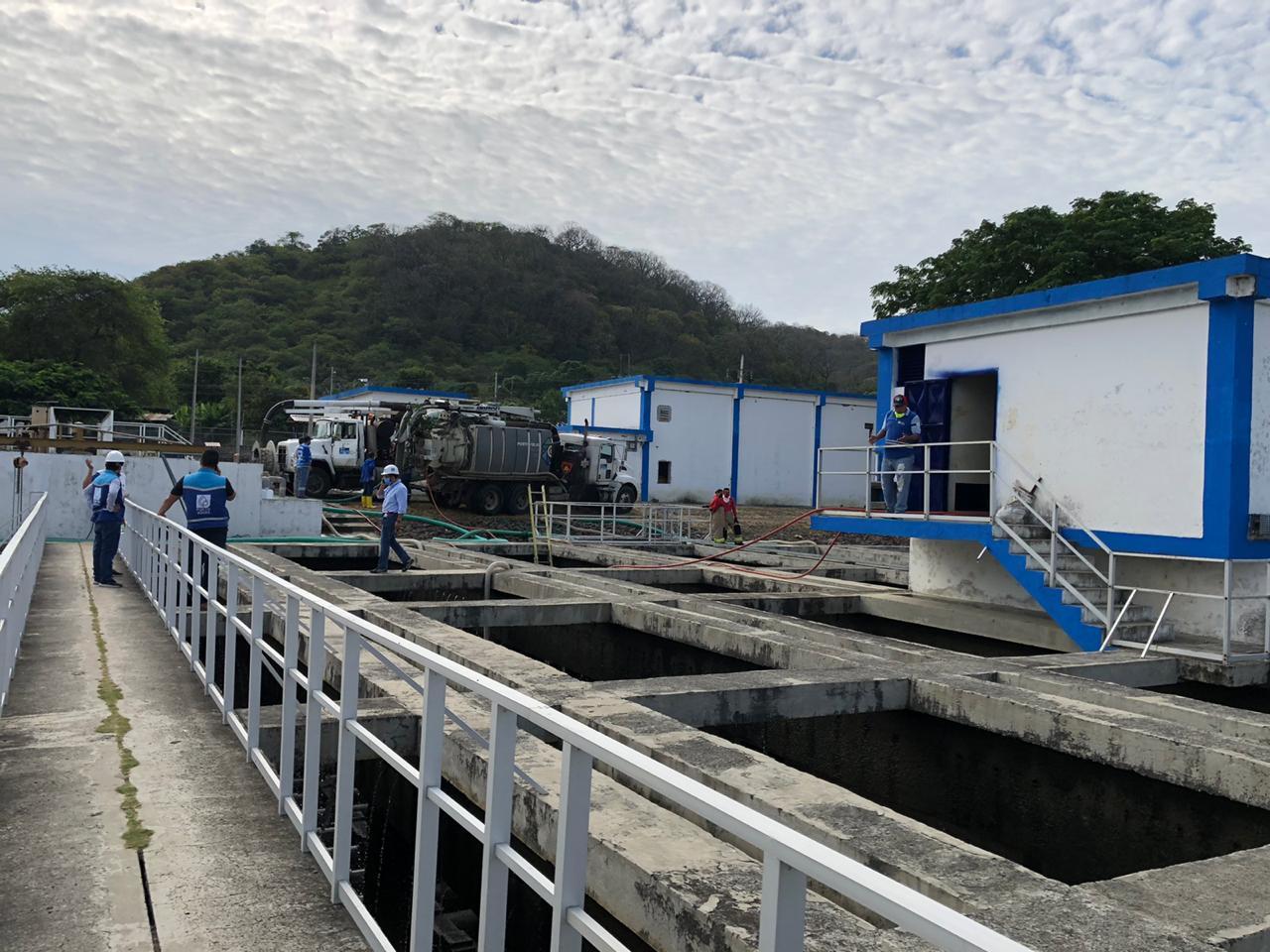 Por mantenimiento de planta Cuatro Esquinas, mañana se suspende el servicio de agua potable