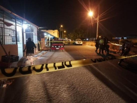 Manta: Hombre fue asesinado en su casa por sicarios