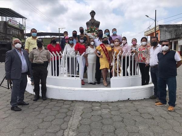 En La Concordia, la parroquia La Villegas celebra sus 59 años de fundación