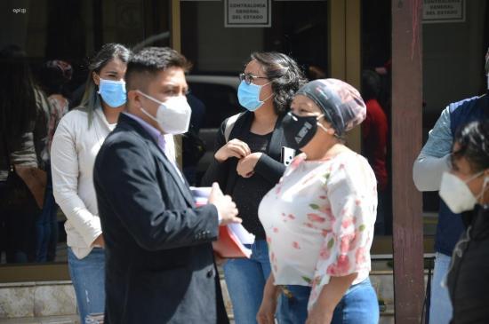 Ecuador supera los 149 mil casos positivos de Covid-19