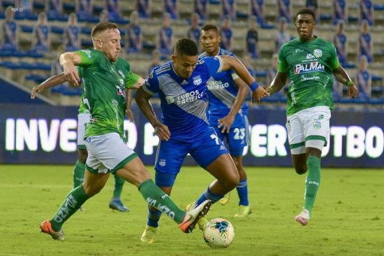Emelec triunfa ante Orense con 1-0