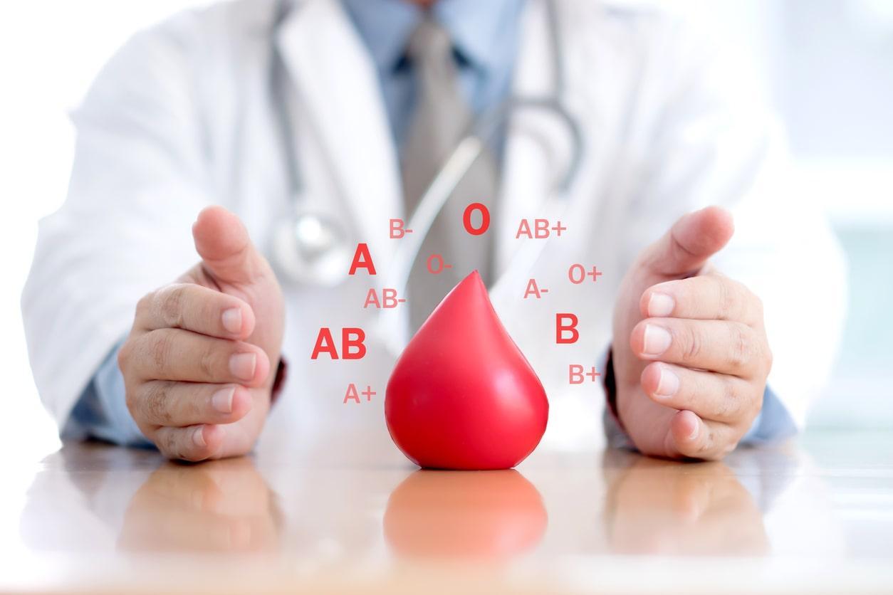 Sangre tipo O podría ofrecer cierta protección contra la infección por Covid-19