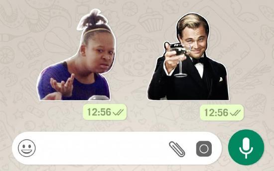 ¡Al fin! WhatsApp introduce un buscador de stickers