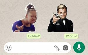 ¡Al fin! WhatsApp introduce un buscador de stickers