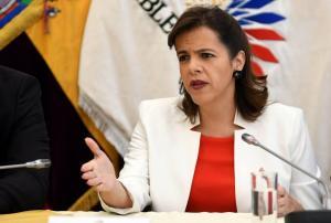 La Asamblea Nacional inicia trámite de juicio contra ministra por actuación en protestas de 2019