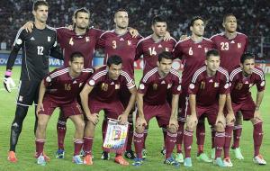 Venezuela y Chile disputarán en Caracas la cuarta fecha de las eliminatorias