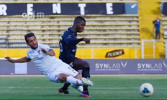 Independiente del Valle gana 3-2 a Liga de Quito