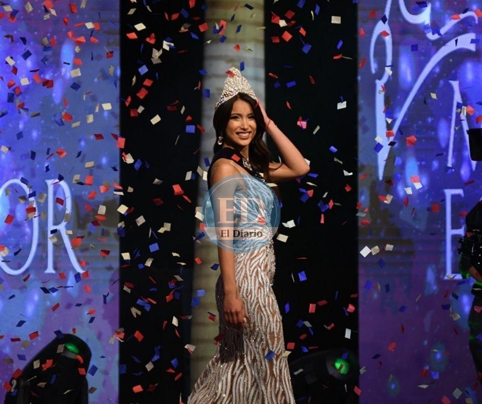 Leyla Espinoza es Miss Ecuador 2020
