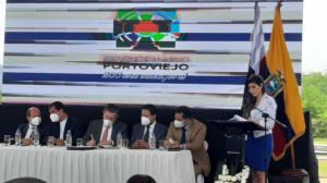 Con sesión solemne Portoviejo conmemora su bicentenario de independencia