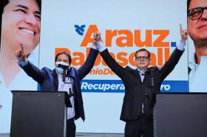 Tribunal Contencioso Electoral desecha recurso contra Arauz-Rabascal