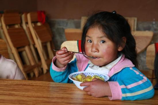 Ecuador, uno de los países con mayor índice de desnutrición crónica infantil