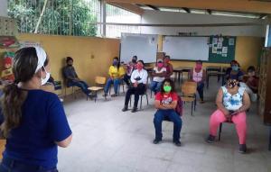 En Manabí padres de familia  piden el retorno a las clases presenciales