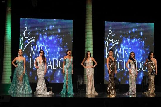 VÍDEO: Candidata del Miss Ecuador 2020 anuncia que es positiva en covid-19