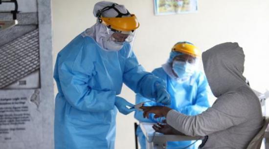 Ecuador suma 1.510 contagios en un día y acumula 155.625 casos de covid-19