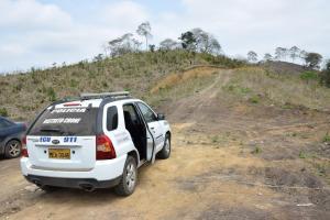 En Chone recuperan moto robada tras una persecución